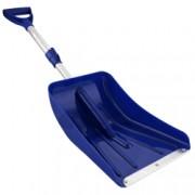 Lopata pentru zapada coada din aluminiu 94 cm Albastru