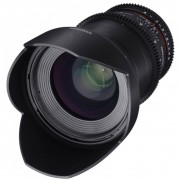 Samyang 35mm T1.5 VDSLR II - montura Nikon F