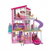 Dream House Barbie, Casa de los sueños Barbie Mattel