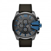 Часовник DIESEL - Mega Chief DZ4500 Grey/Silver
