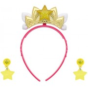 Go! Princess Pretty Cure Makeover Premium Glowing! Princess Jewelry Tiara Cure Twinkle