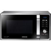 Cuptor cu microunde Samsung MS23F301TAS, 23 Litri, Comenzi Electronice, Afisaj Digital, Timer 99 Minute, Putere 800 W, Argintiu