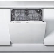 Masina de spalat vase Whirlpool WIE 2B19, Total incorporabila, 13 seturi, 60 cm, 6 programe, Clasa A+, Panel comanda alb