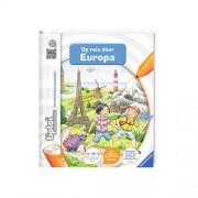 Tiptoi tiptoi op reis door Europa