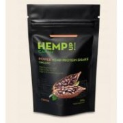 Power shake proteic de canepa si cacao eco 300gr CANAH