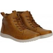 Kraasa Ace 850 Boots, Party Wear(Tan)