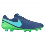 Zapatos Fútbol Hombre Nike Tiempo Legacy II FG-Azul