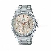Casio MTP-1375D-7A2VDF reloj analogico - plata (sin caja)