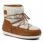 Апрески MOON BOOT - Mb Far Side Jr Girl Low 342002003 Whisky