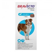 Bravecto For Large Dogs 44-88lbs (Blue) 3 Chews