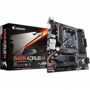 Tarjeta Madre AORUS B450 Aorus M AM4 DDR4 Micro ATX RGB
