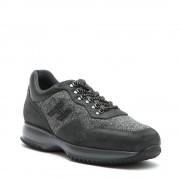 Hogan Sneakers da uomo Interactive da uomo grigie