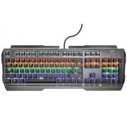 KBD, TRUST GXT 877 Scarr, Мechanical, USB (23385)