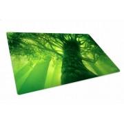 Playmat erdő tájképpel