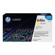 Toner HP 646A Amarelo (CF032A)