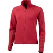 Lundhags Merino Women's Full Zip Röd