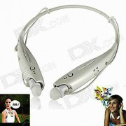 Wireless Sports HBS-730 Bluetooth headset white colur ( best- buy offer)