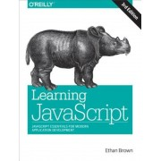 Learning JavaScript: JavaScript Essentials for Modern Application Development, Paperback