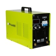 ProWeld - MMA-300 - Invertor sudura MMA, 300 A, 6 mm, protectie suprasarcina, functie arc force, display digital, protectie termostatica, trifazat