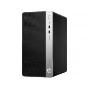 HP 400 G5 MT i3-8100/8GB/256GB/DVD-RW/DOS, 5ZS29EA