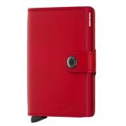 SECRID Miniwallet Original Red Red MO-Red-Red