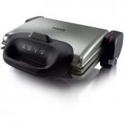 Philips Hd4467 Bistecchiera Potenza 2000 Watt Colore Nero,Grigio