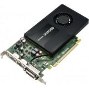 Nvidia Quadro K2200 PNY 4GB, DVI/2XDP/128bit/VCQK2200-PB
