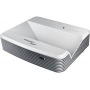 Projector, Optoma W320UST, ултра късофокусен, DLP, 4000LM, WXGA, Full 3D (95.72701GC0E)
