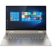 "Laptop 2in1 Lenovo Yoga C740 (Procesor Intel® Core™ i5-10210U (6M Cache, up to 4.20 GHz), Comet Lake, 14"" FHD, Touch, 8GB, 1TB SSD, Intel® UHD Graphics, FPR, Win10 Home, Argintiu)"