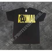 Animal T-shirt Black