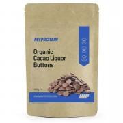 Myprotein Bottoni di Liquore di Cacao Biologico - 300g - Sacchetto - Senza aroma