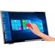 "Hannspree Ht248ppb Monitor Pc 23.8"" Led Touch Screen 10 Punti Usb Vga Hdmi - Ht248ppb"