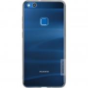 Nillkin TPU Case Huawei P10 Lite, черен-прозрачен