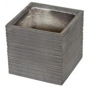 G21 Stone Cube virágcserép 36.5x36.5x34.5cm