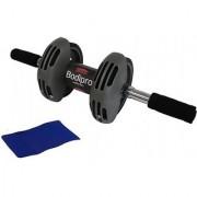 IBS Bodipro Bodi Total Body Power Slider Strech Roller Exercise Equipment Wheel Rolling Device Ab Exeerciserr
