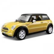 Количка Бураго - Кит колекция - Mini Cooper 2001 - Bburago, 093522
