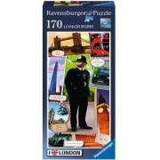 Вертикален пъзел от 170 части - Лондонски полицай, Ravensburger, 7015140