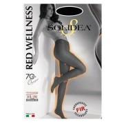 Solidea By Calzificio Pinelli Red Wellness 70 Denari Opaque Nero 1 Small