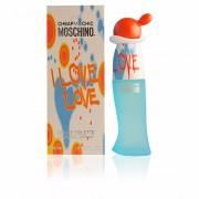 Moschino Cheap and Chic I Love Love Eau De Toilette Spray 30ml