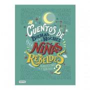 Logista Libros Cuentos de Buenas Noches para Niñas Rebeldes 2