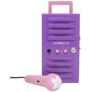 Karaoke System 29063 Victorious Portable Karaoke Pink