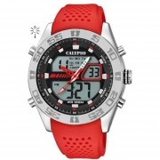 Reloj K5774/2 Rojo Calypso Hombre Street Style Calypso
