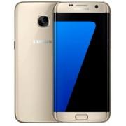 Begagnad Samsung Galaxy S7 Edge 32GB Guld Olåst i bra skick Klass B