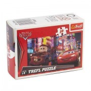Puzzle Cars 54 piese