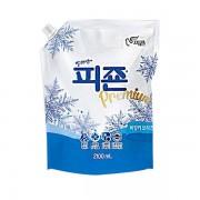 Pigeon (Корея) Кондиционер для белья «Голубое небо», мягкая упаковка, 2,1 л.