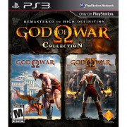 Videojuego God Of War Collection Para PlayStation 3