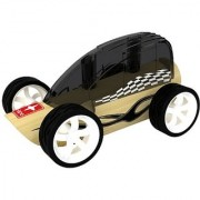 Hape - Mighty Mini - Low Rider Bamboo Toy Car