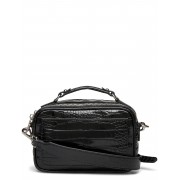 Becksöndergaard Solid Mary Bag Bags Small Shoulder Bags - Crossbody Bags Svart Becksöndergaard