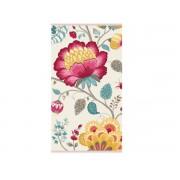 PiP Studio Handdoek Floral Fantasy star white