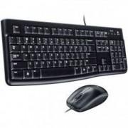 Kit Logitech Wired Desktop MK120 USB 2.0